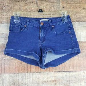 Forever 21 Shorts Size 25 Women's Blue Denim GG21